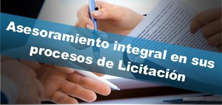 Licitaciones - Servicios Jurídicos