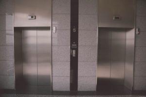 Licitación obra ascensores